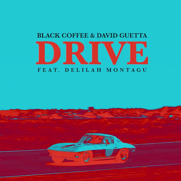 Black Coffee & David Guetta (Drive)